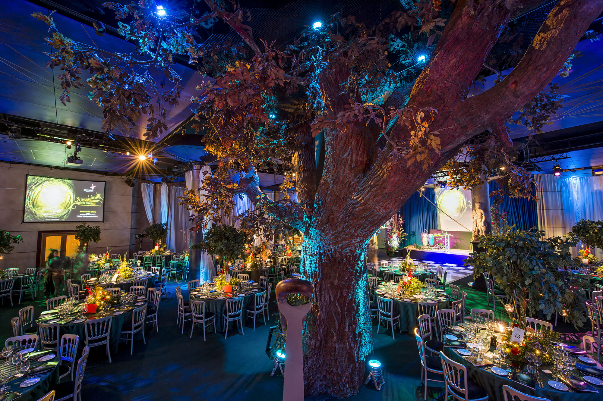 A Midsummer Nights Dream Swan Restaurant London