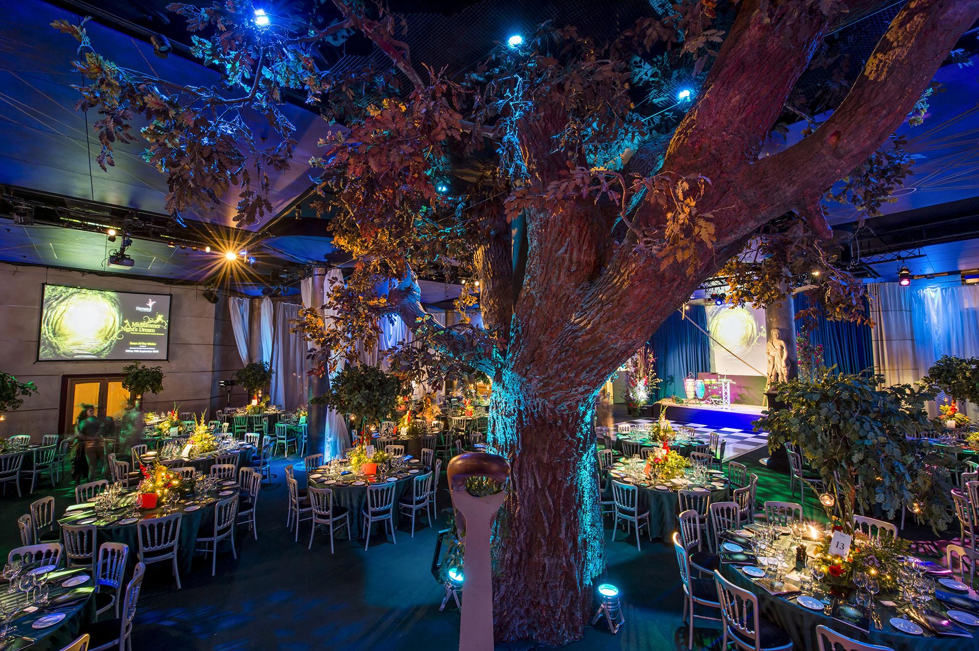 A Midsummer Nights Dream Swan Restaurant London