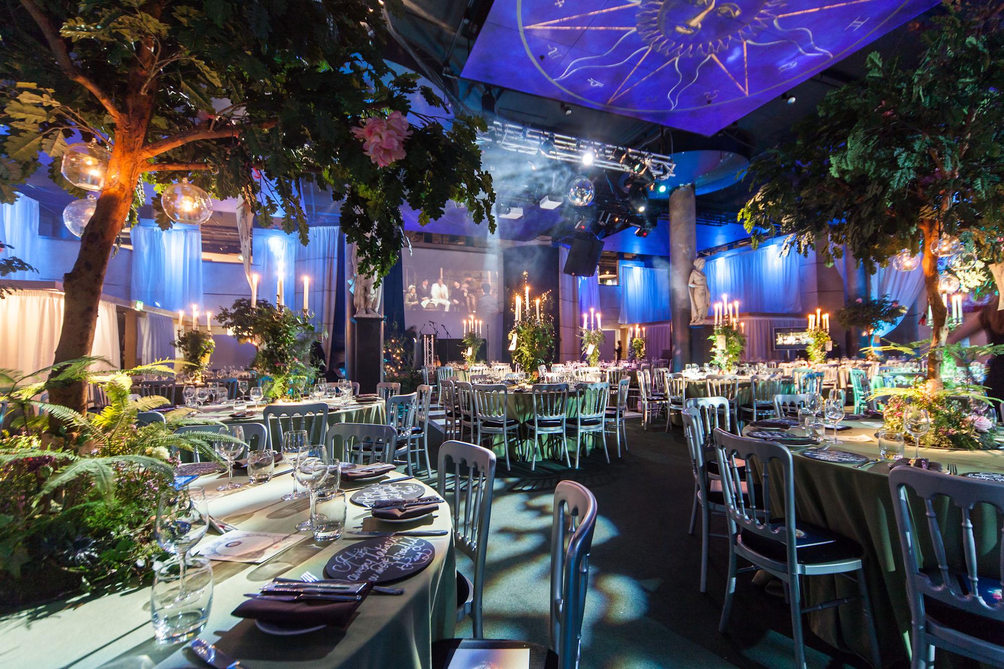Clic Sargent's Fantasy Ball « Swan Restaurant, London