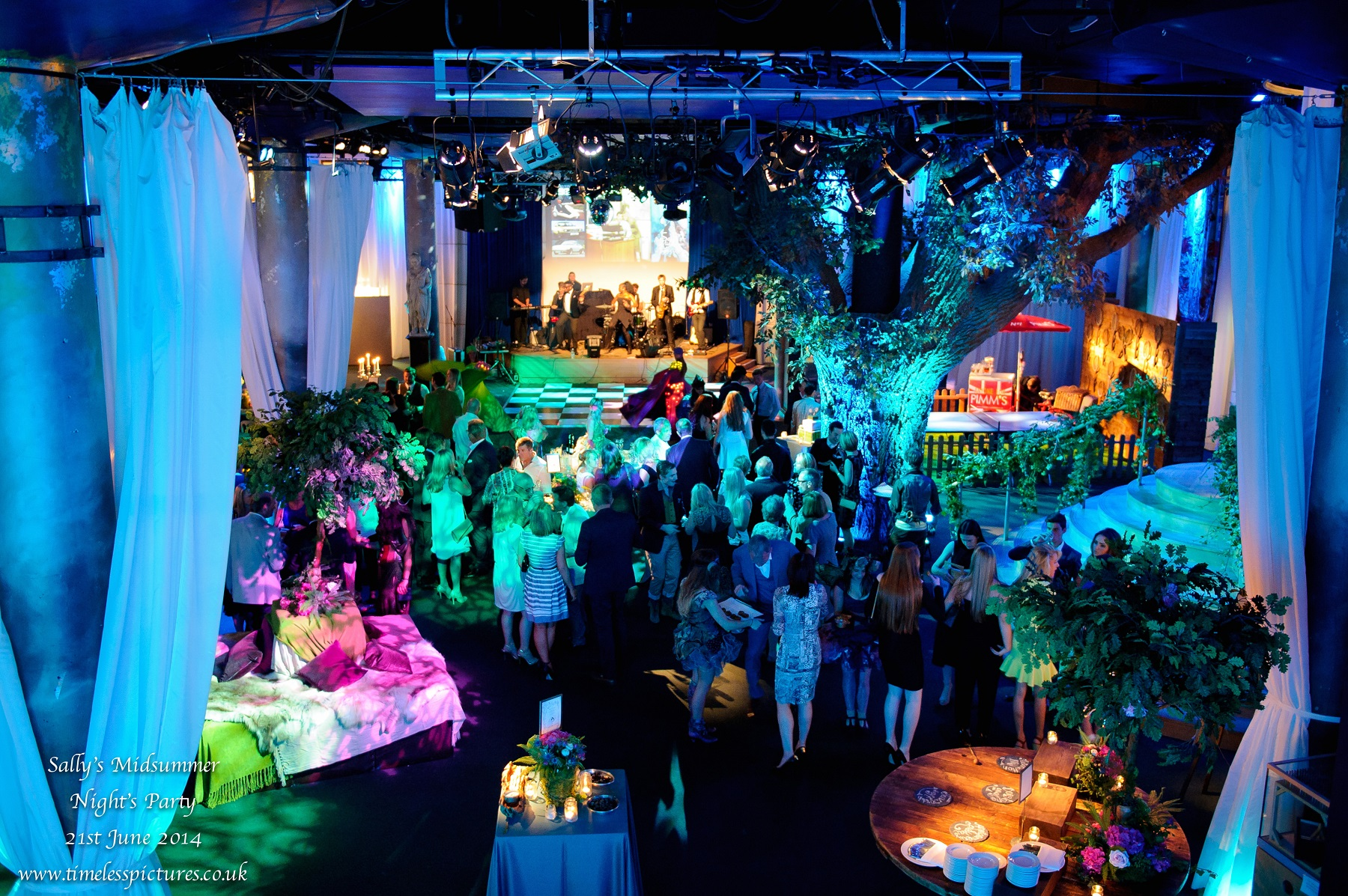 Underglobe Event Venues Amp Spaces Swan Restaurant London
