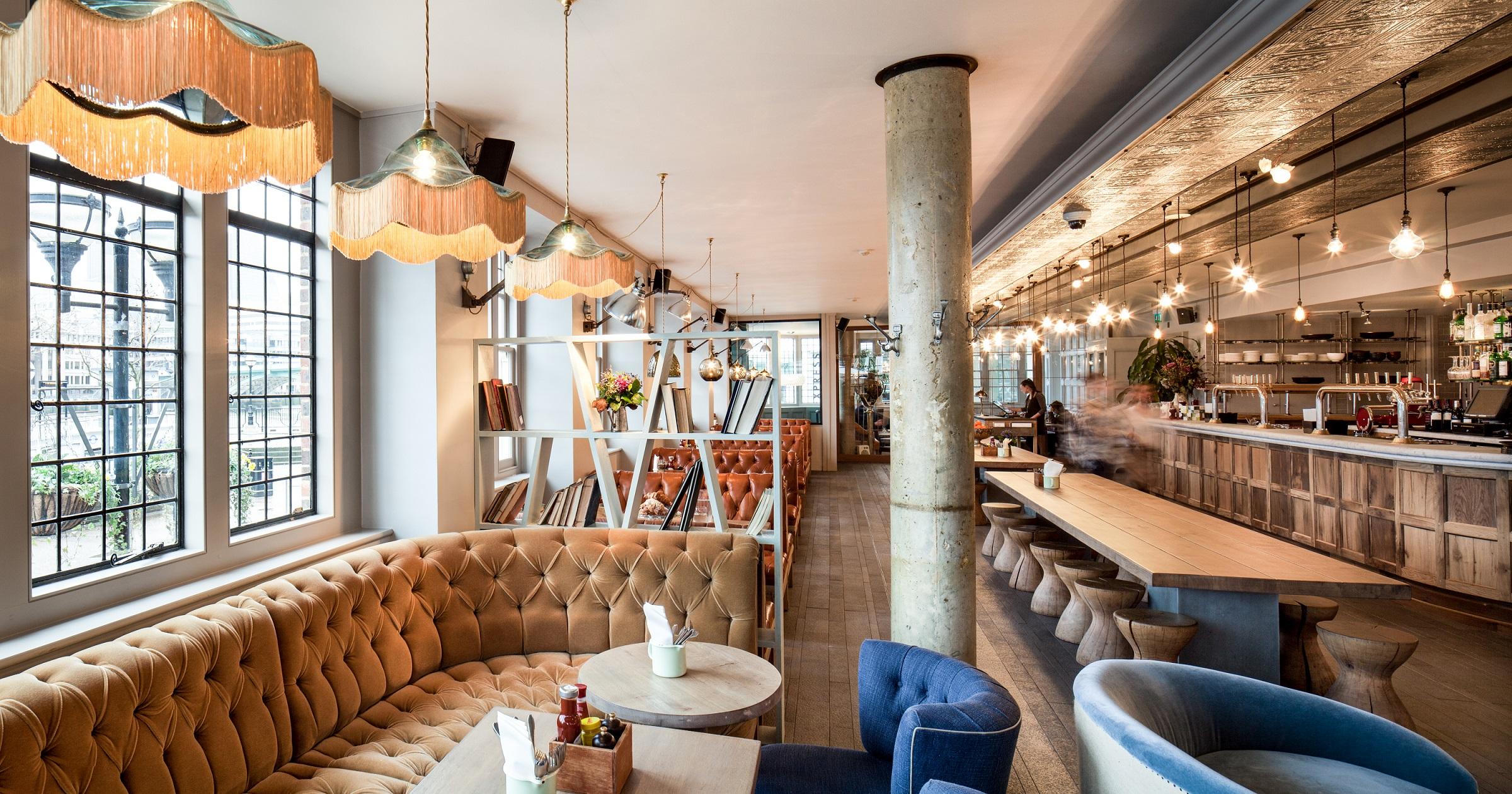 Swan London Bar Amp Restaurant The Swan At Shakespeare S Globe