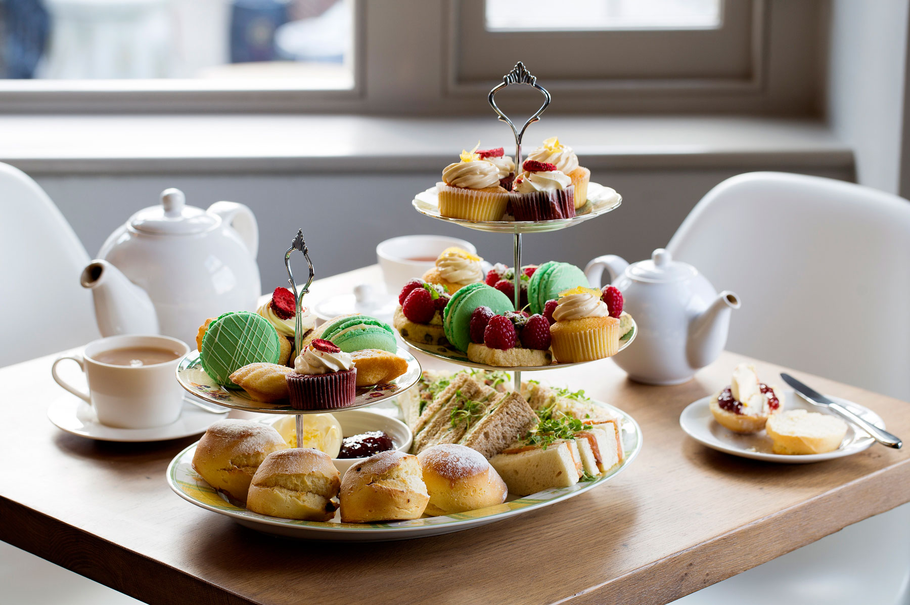 Join Us At Our Tea Room